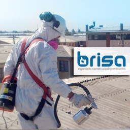 2.- Retiro de cubiertas Paredes y/o pisos contaminados con asbesto
