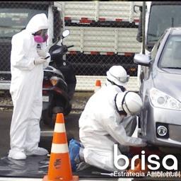 asbesto en chile