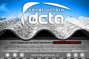 Manejo y remediación ambiental y retiro de asbesto